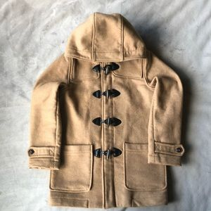 Zara 60% Wool Jacket Boys Size 9/10